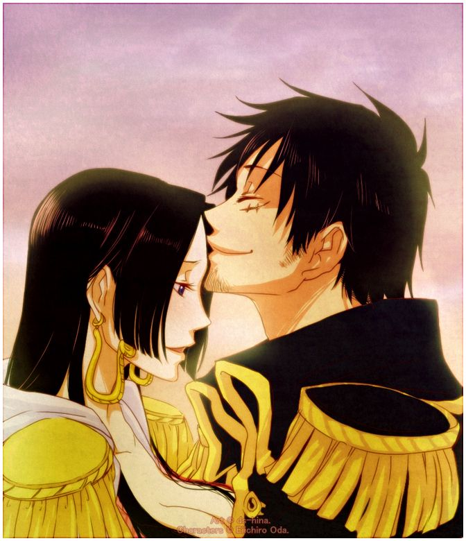 47 best one piece couples and other ships images on - Luffy x nico robin ...