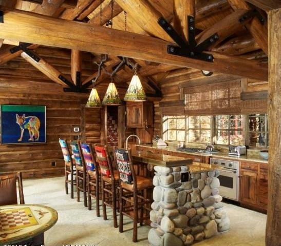 Rustic Elegant Kitchen: 50 Best Images About Rustic Cabin Decor On Pinterest