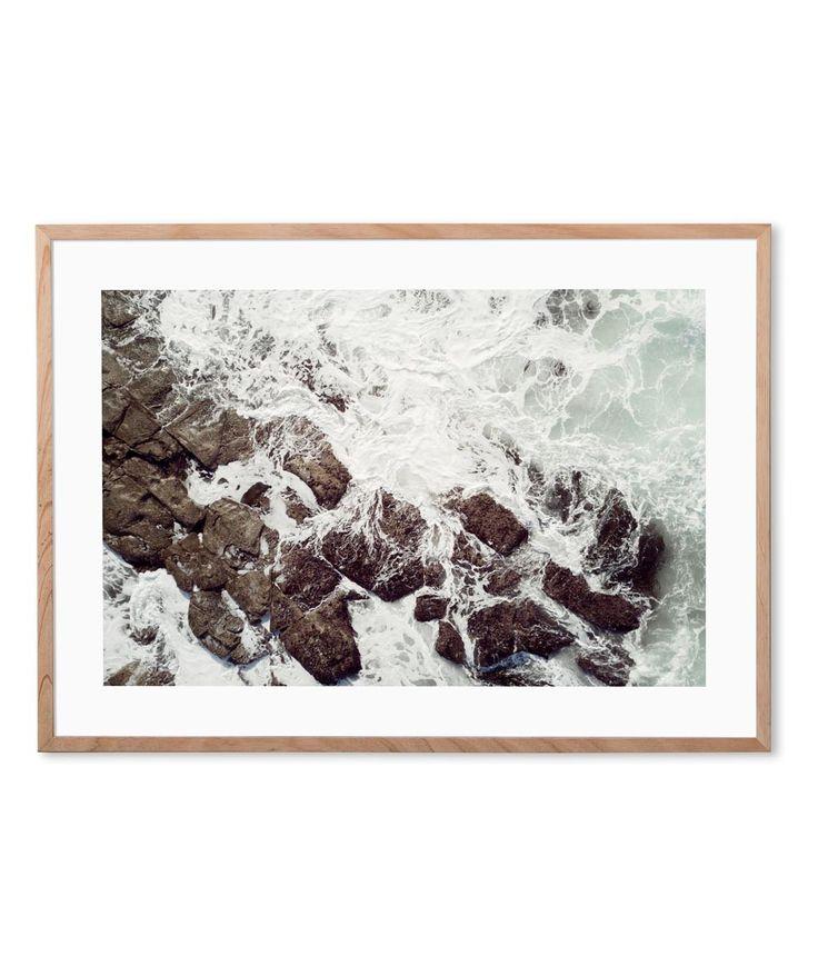 White Wash Art Print - Prints - Decor - Homewares