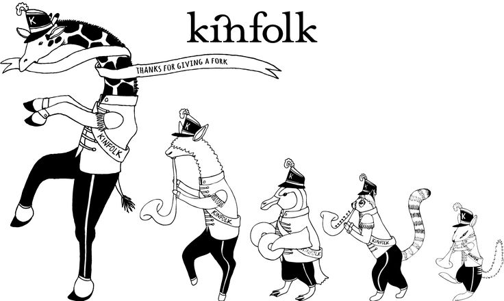 kinfolk, Melbourne CBD A café, a social enterprise and community! Serving up coffee and a seasonal menu crafted from local and sustainable produce. Driven by a dedicated team of volunteers, with profits redistributed to partner charities.
