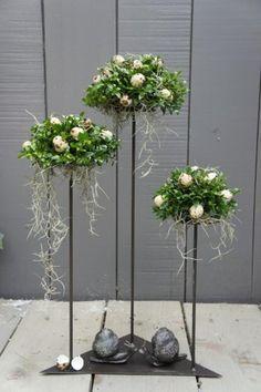 25 beste idee n over pasen middelpunt op pinterest paasdecoratie pasen en lente decoraties - Moderne osterdeko ...