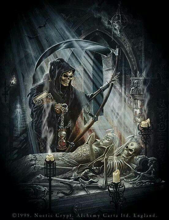 Alchemy Gothic Art.