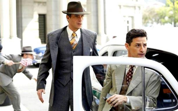 'Agent Carter': James D'Arcy, Enver Gjokaj returning for season 2 | EW.com