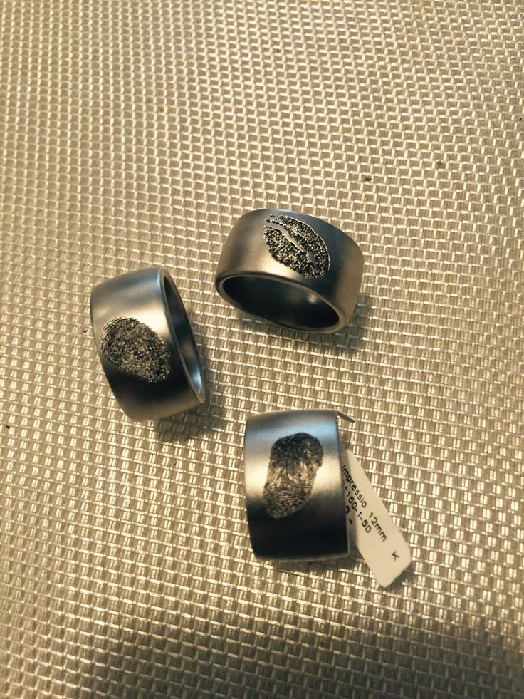Ring mit Fingerprint# Fingerprint Gravur#Print on a ring#Your Life on a ring#Fingerprint Baby# Ehering mit Fingerprint#Fingerprint oder Faksimile#Gravuridee für Ring#Gravuridee Schmuck#Ringgravuren