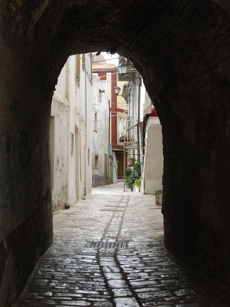 Colletorto - Entrata Campo dei Fiori. By Stefania Antonelli