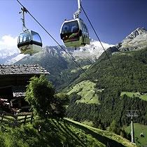 Bergbahnen im Tauferer Ahrntal