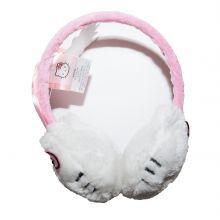 Aparatori urechi kitty  - roz