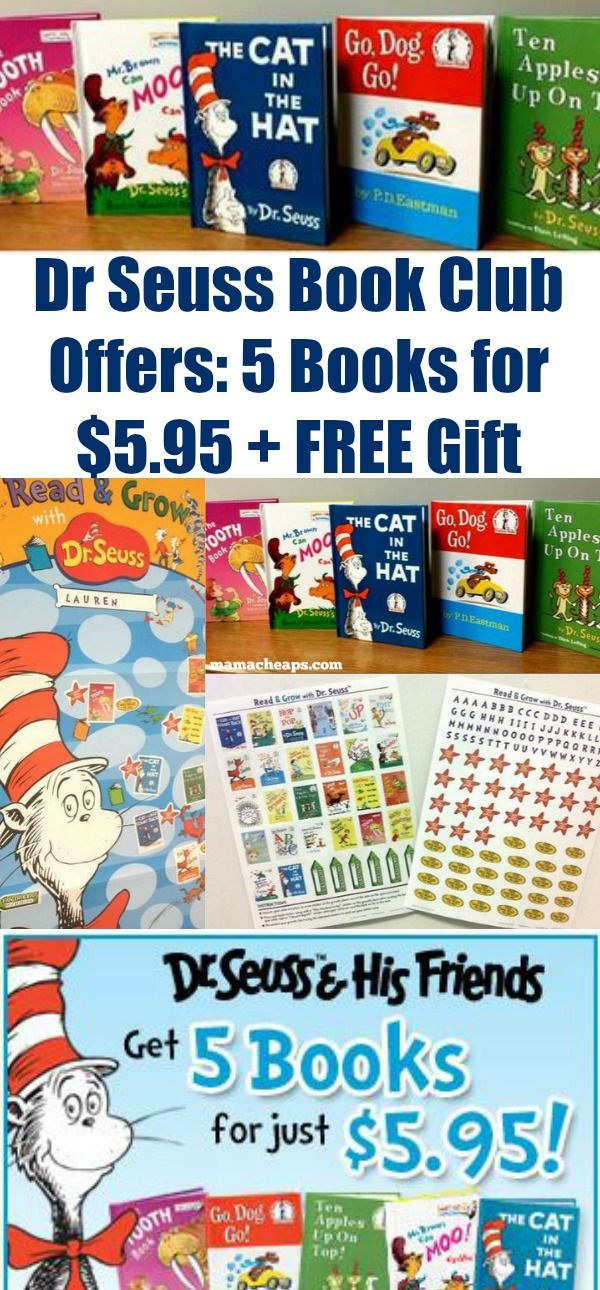 The BEST Dr Seuss Book Club offers - RIGHT HERE: https://www.mamacheaps.com/2018/01/best-dr-seuss-book-club-offers.html