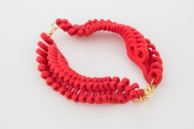 Bracelets - Paolin - Spring-Summer 2015, 3D printed jewellery ph: Roberta De Min  all rights reserved, ph©Roberta De Min 2014