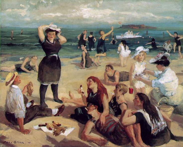 Οι κολυμβητές του θέρους, οι κολυμβητές της τέχνης: Danid Hockney – Πικάσο - Paul Cezanne - ελcblog - ephemera - ζωγραφική - Σκίτσο-Σχέδιο - φωτογραφία - elculture.gr