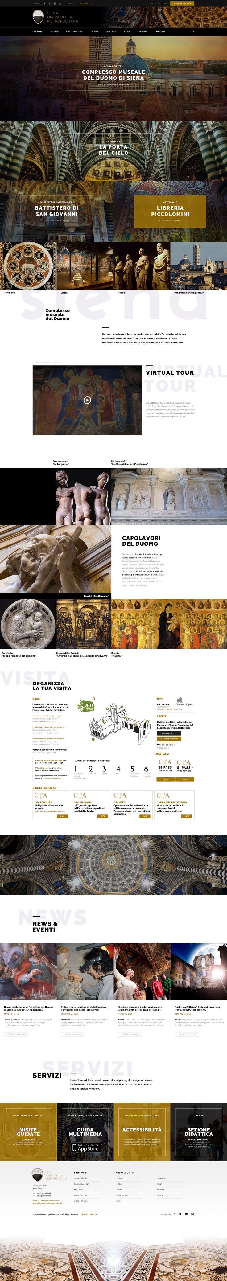 Siena Opera della Metropolitana