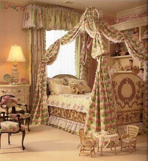 French Country Girls Bedroom Ideas 3 Unique Decorating Design