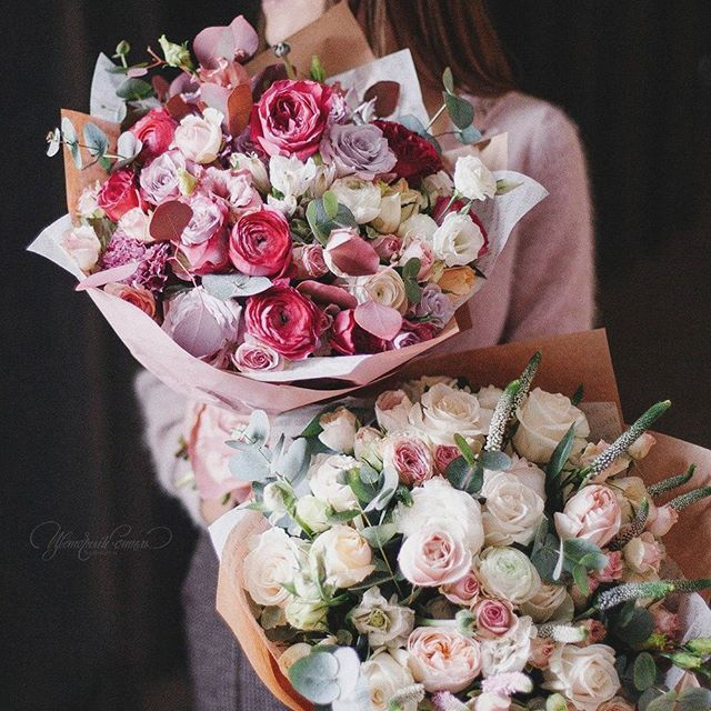 bouquet, Красавцы букеты для @lukse от @floral_style  Больше сотни штук