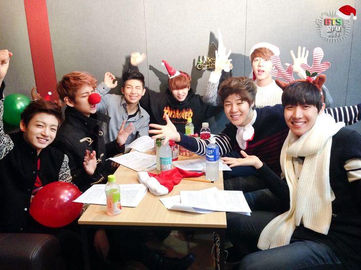 BHC <BTS 꿀 FM 06.13> Radio   Facebook