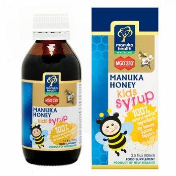 Manuka Health Manuka Honey Kids Syrup
