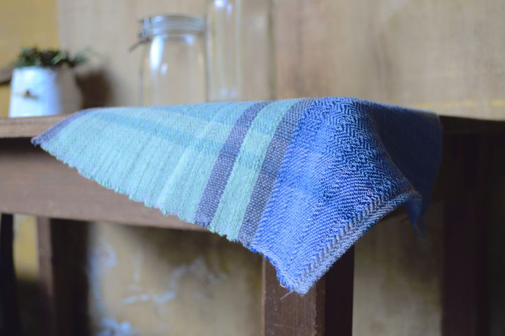 woven kitchen textile - Eszter Tóth