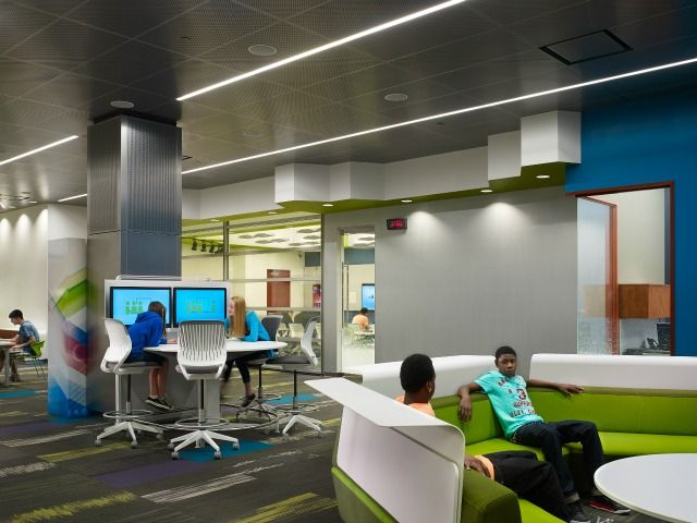 2014 Library Interior Design Award