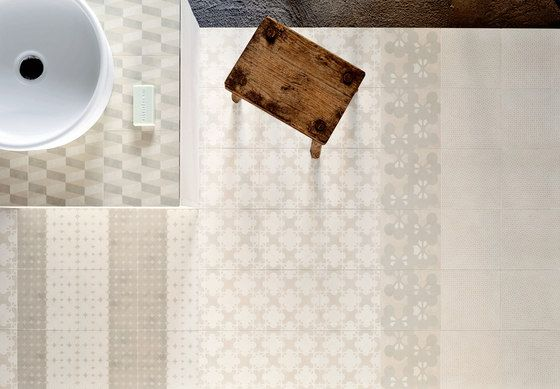 Azulej renda bianco de Ceramiche Mutina  Home  Dream  Carrelage Carrelages gomtriques e