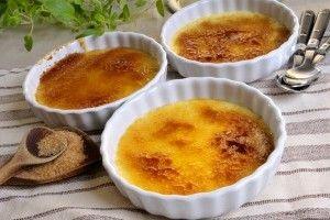 Creme Brulee - Culinar.ro