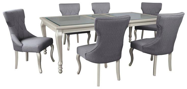 Ashley D Coralayne Dining Room Table Set