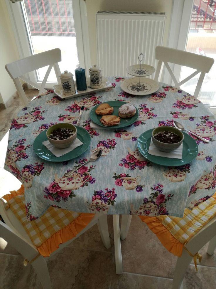 Το πρώτο μας πρωινο 💏🏡💟