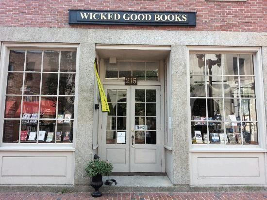 Wicked Good Books   Salem, Massachusetts USA