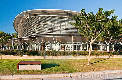 Stock Photo: Building in Darwin, northern territory australia