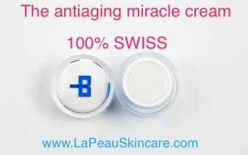 The Best Anti-Aging skincare in the world from Switzerland with love ❤️