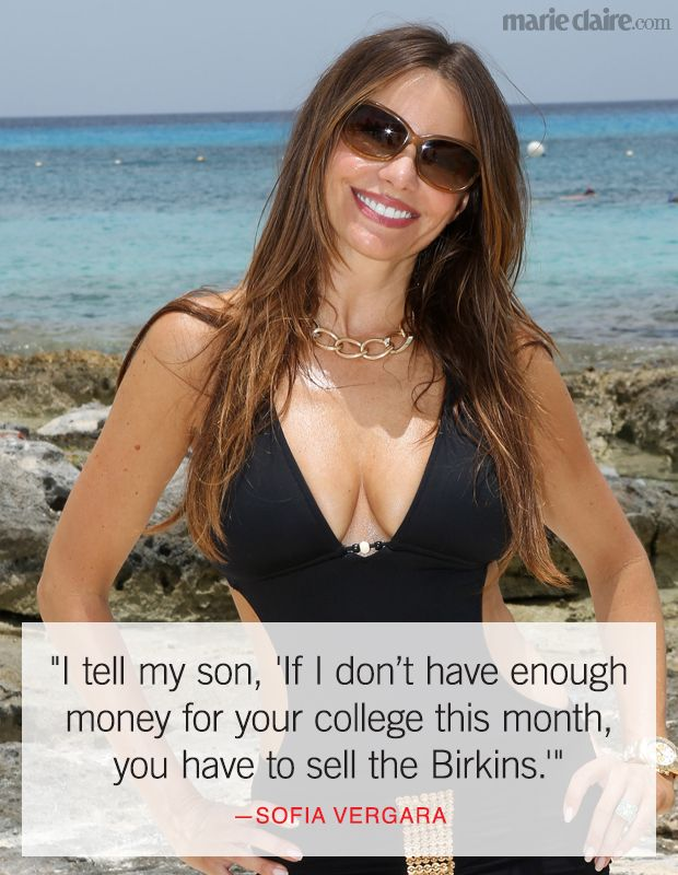 Best Sofia Vergara Quotes - Funny Celebrity Quotes - Marie Claire