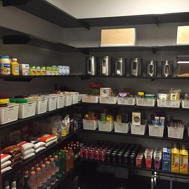 17 mejores ideas sobre despensa organizada en pinterest ...