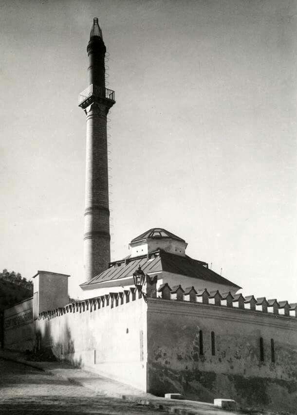 1931. Tabán, Hadnagy utca, Rácfürdő,