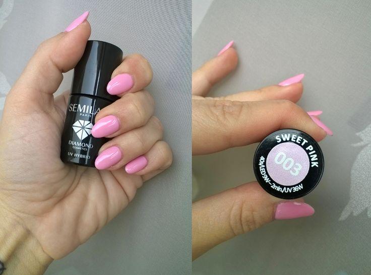 MAM Semilac 003 - Sweet Pink