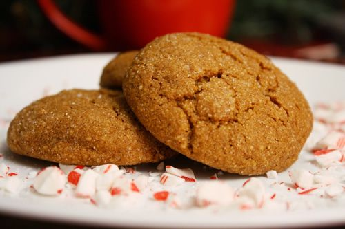 Smaller - Gingerbread Cookies - Final Cookies