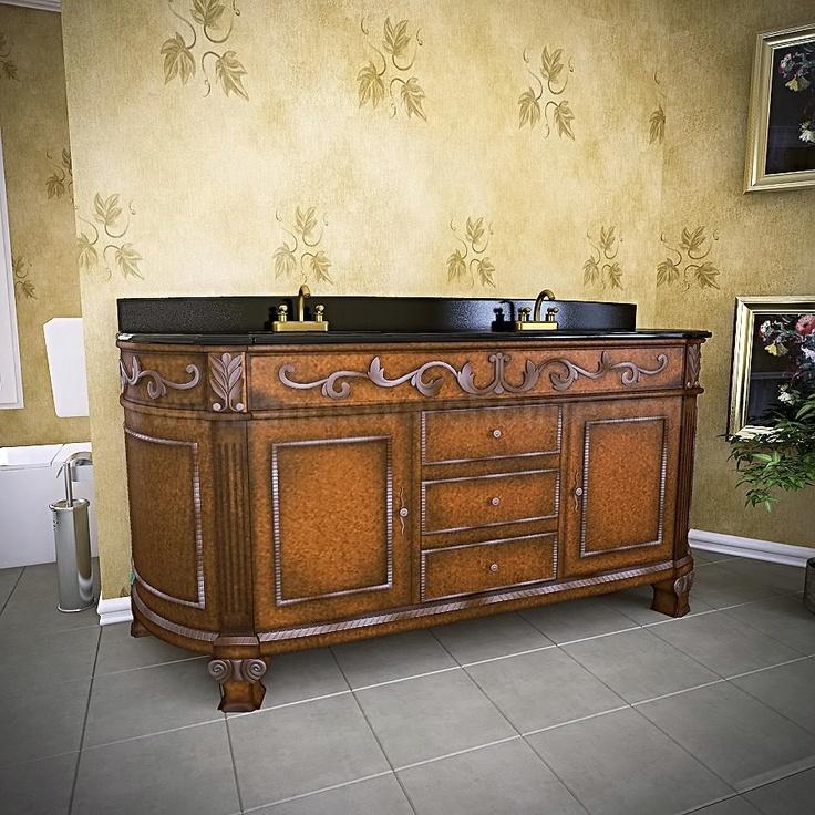 Nottingham bathroom vanity 6956 by acme furniture future for Bathroom designs nottingham