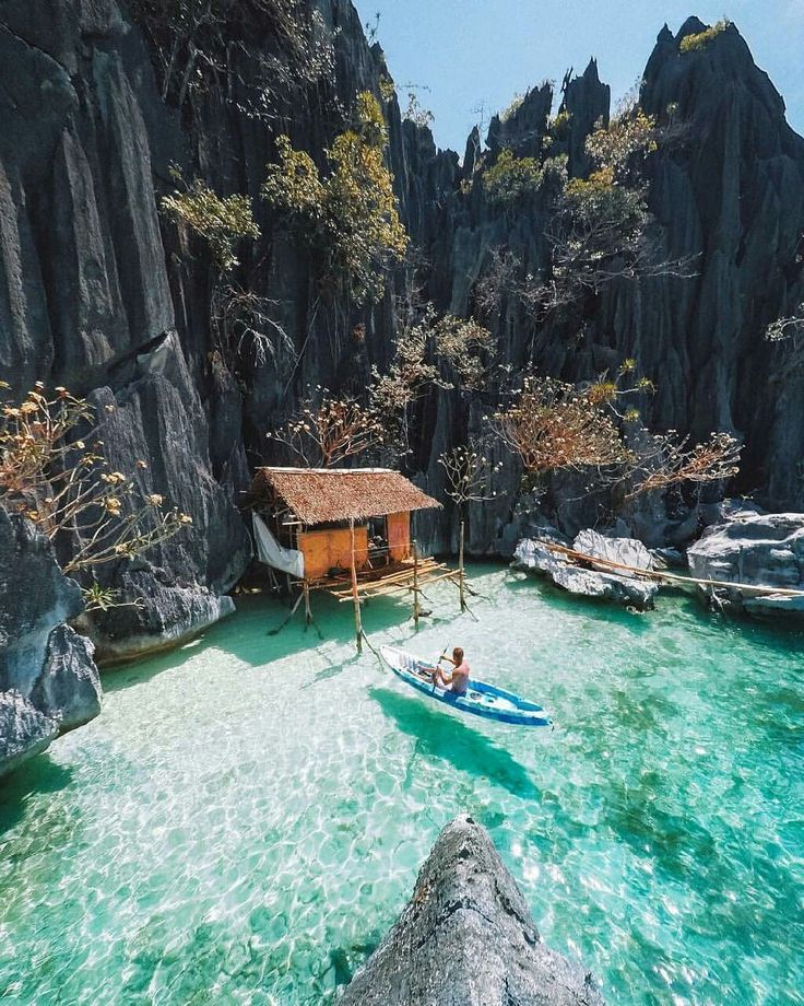 Hideout in Palawan, Philippines