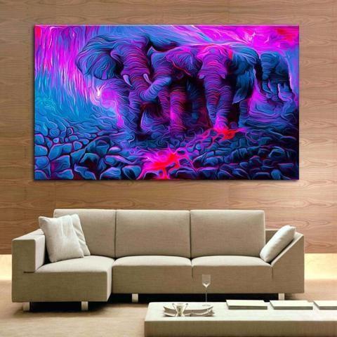 Danhui Nai Sunburst Mandala Canvas Art 24 X 24 Blue