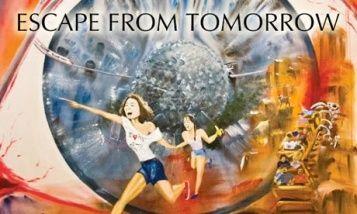 questo film è approdato in poche sale cinematografiche americane e su Amazon: Escape from Tomorrow, di Randy Moore (il cognome è una garanzia ma pare non sia parente del più famoso Michael), girato all'interno di Disneyland senza farsene minimamente accorgersene.