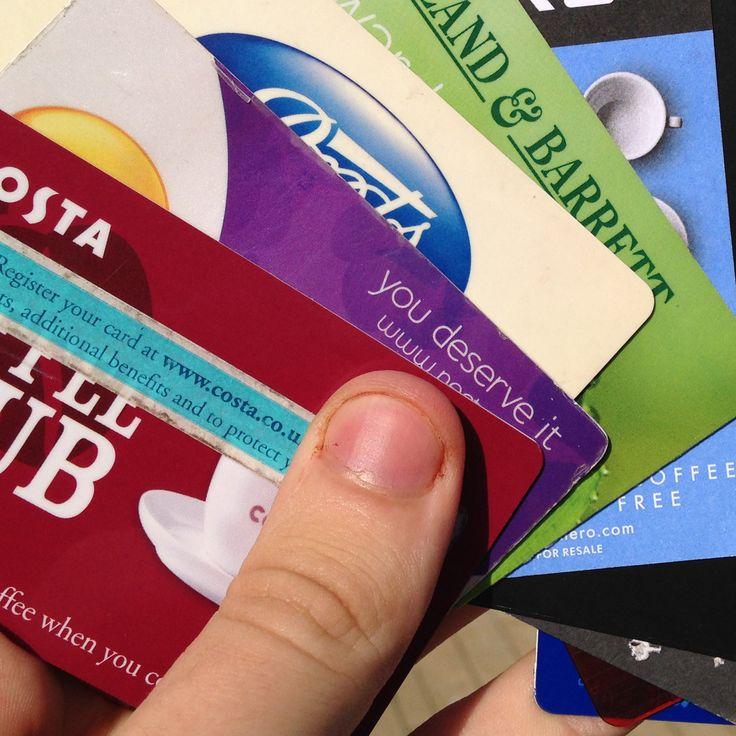 Bewaar al je klantenkaarten in één app