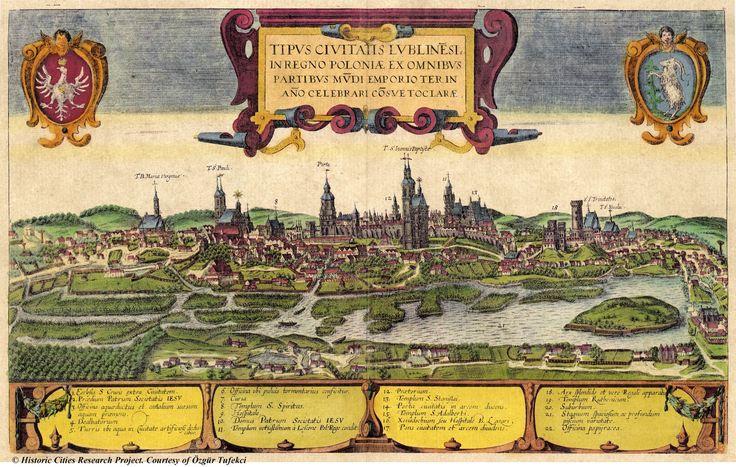 Ormianie w Lublinie w XVI i XVII wieku. Miasto nieba darami darzone obficie