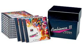 Series 10,000 Ambience III Sound Effects Library   Sound Ideas