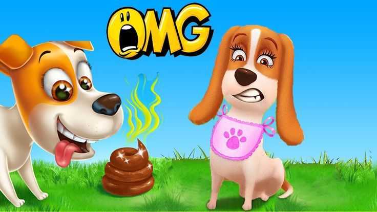 Puppy Life - Secret Pet Party ☢ Android iOs App Gameplay Cartoon Video C...