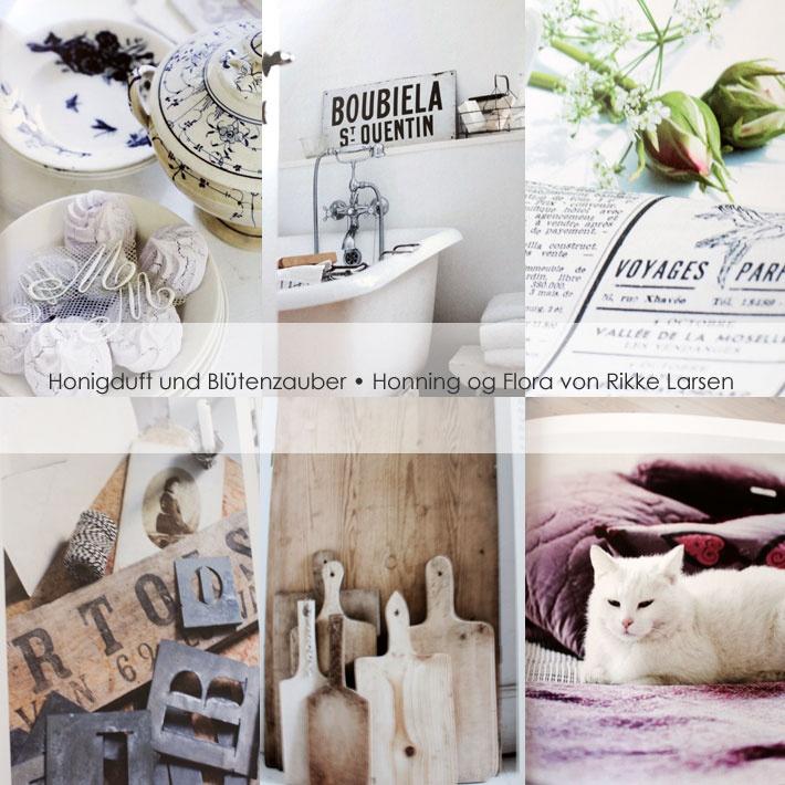 Amalie loves Denmark #Honigduft und Blütenzauber #Honning og Flora