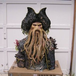 Pirates of the Caribbean party: Davy Jones wants your soul!