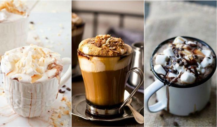 Ha hozzám hasonló vagy, te sem tudsz reggel elindulni kávé nélkül. Még rosszabb, hogy igazi édesszájúként annyi tejjel, cukorral és egyéb ízesítővel fogyasztom a forró italt, mintha desszertet reggeliznék. De ennyi jár, nem? Szerintem néha nyugodtan bűnözz ezekkel a finomságokkal!