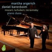 TrackID™ - Mozart: Sonata In D For 2 Pianos, K 448 - 1. Allegro Con Spirito (Martha Argerich, Daniel Barenboim)