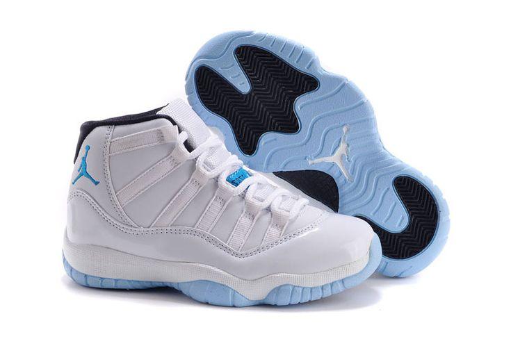 http://www.kids-jordan.com/kids-jordan-11-blue-white-p-32.html?zenid=t7km7c8fqib0mbmbeo43bsh661 Only  KIDS #JORDAN 11 BLUE WHITE  Free Shipping!