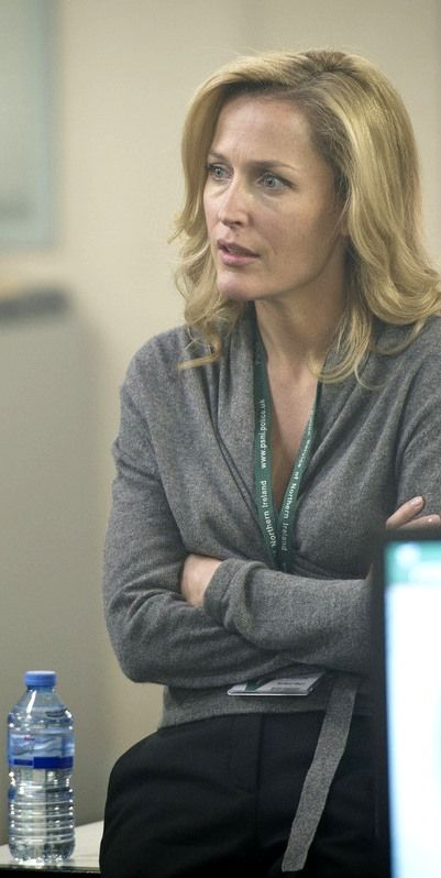 The Fall - Gillian Anderson as Stella Gibson