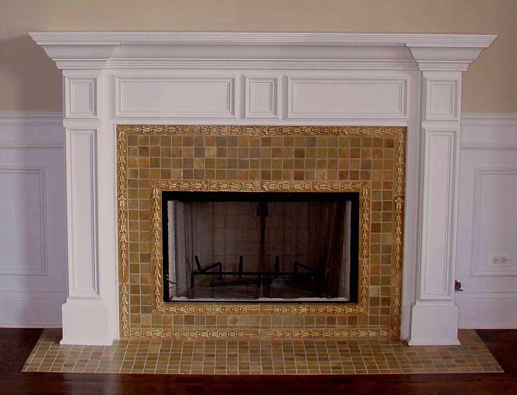 Image result for craftsman fireplace mantels