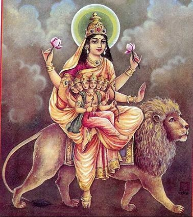 Ma Skanda Mata – Fifth Durga :