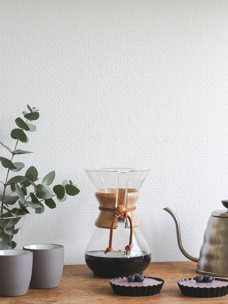 Slow Coffee x Chemex | Peek Inside